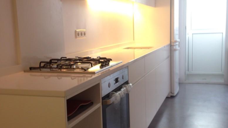 Suministro y montaje de mobilario de cocina montajes - Montaje de cocina ...